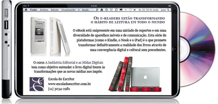 A Indústria Editorial e as Mídias Digitais