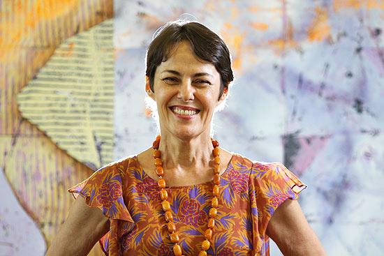 A ministra da Cultura, Ana de Hollanda, durante coletiva de imprensa no Rio de Janeiro | Marcos Michael - 28.dez.10/Folhapress