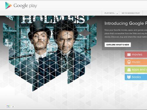 Google encerra Android Market e lança Google Play, sua versão da iTunes