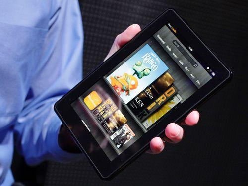 "Kindle Fire, tablet Android com 7"", da Amazon | AP"