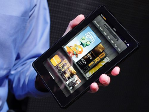 "Kindle Fire, tablet Android com 7"", da Amazon 