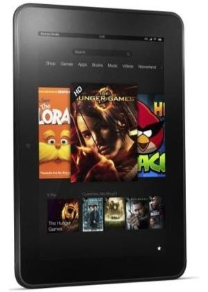 Kindle Fire HD de 8,9 polegadas terá versão 4G
