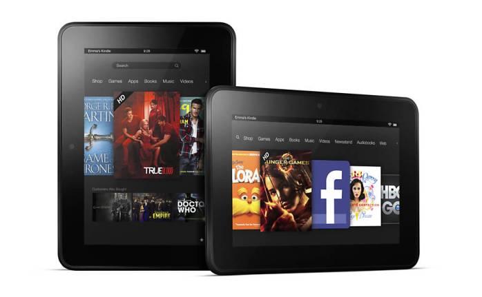 Kindle Fire HD na versão de sete polegadas, anunciado nesta quinta [6]