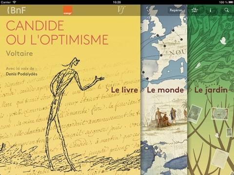 Cândido, de Voltaire