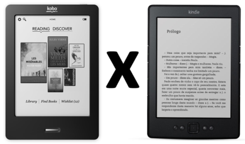 Iphone blog da livrus kobo vs kindle fandeluxe Images
