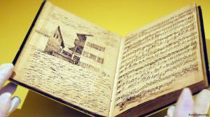 No acervo: o diário de Felix Mendelssohn Bartholdy