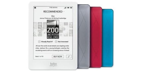 Kobo Glo é vendido no Brasil pela Livraria Cultura por R$ 450; e-reader tem sistema de iluminação