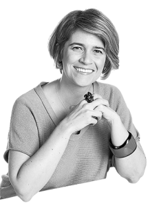 Maria Fernanda Delmas, editora da revista digital O Globo a Mais | Crédito: Divulgação
