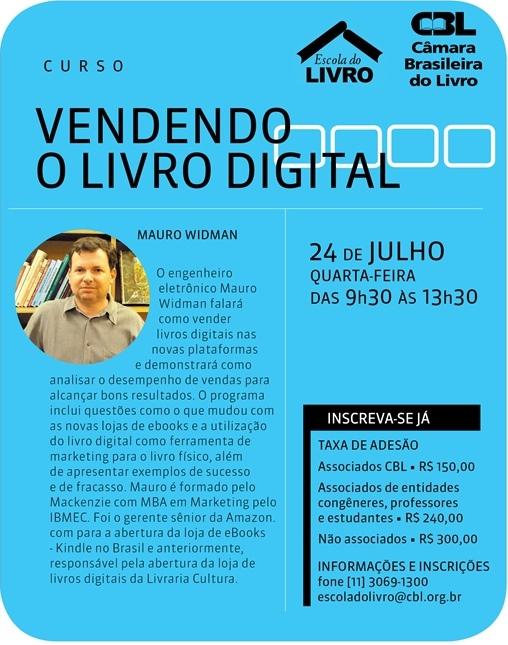 Curso | Vendendo o livro digital