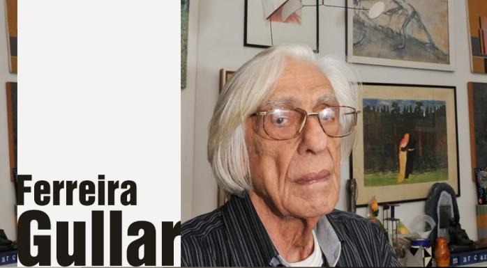 Ferreira Gullar ganha site exclusivo
