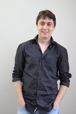 Joseph Bregeiro, cofundador da rede de eBooks Widbook [Foto: Divulgação]