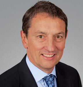 Stephen Smith, CEO and President of Wiley, will be a featured speaker at this year's Frankfurt Book Fair.