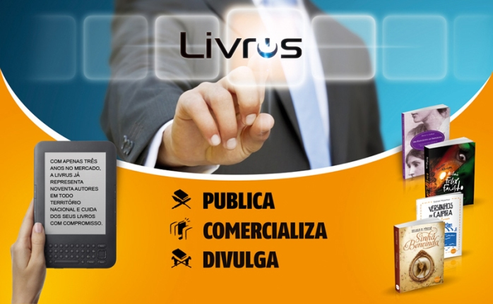 Livrus | Publica | Comercializa | Divulga