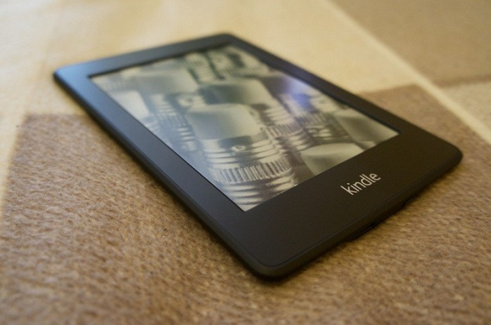 O KINDLE PAPERWHITE [ FOTO: FLICKR/ CREATIVE COMMONS ]