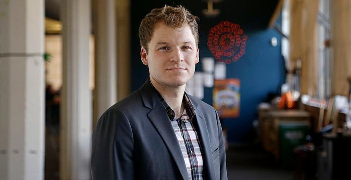 Trip Adler, CEO da Scribd - Jeff Chiu/AP