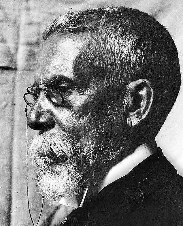 Retrato do escritor brasileiro Machado de Assis [1839-1908] | Fundo Correio da Manhã | Arquivo Nacional