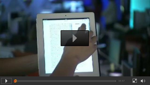 E-BOOKS JÁ SÃO REALIDADE NO MERCADO EDITORIAL BRASILEIRO
