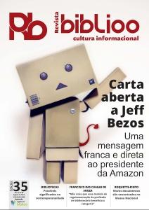Revista Biblioo | Edição 35 | Ano 4 | Nº 08 | Agosto de 2014 | Páginas 16 a 19