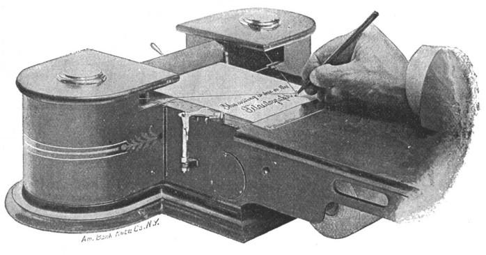 Telautograph