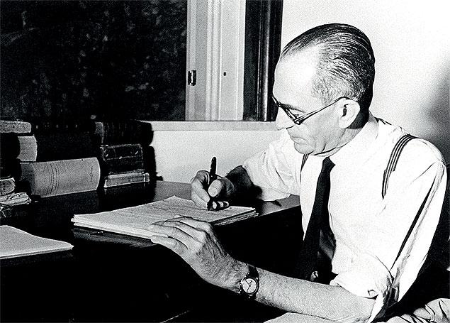 O escritor alagoano Graciliano Ramos