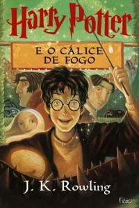 Livro 'Harry Potter e o Cálice de Fogo', de J.K. Rowling