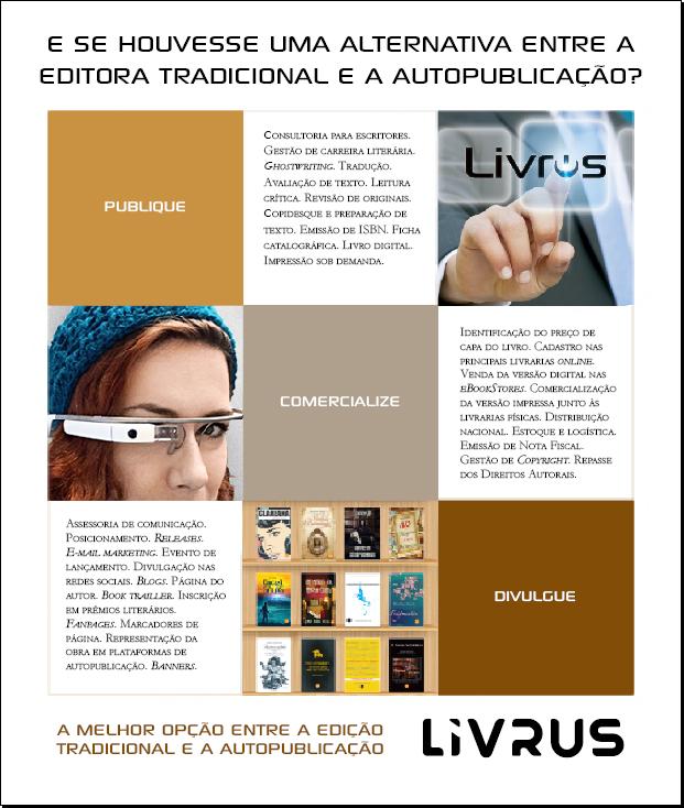 E se houvesse uma alternativa entre a edição tradicional e a autopublicação?