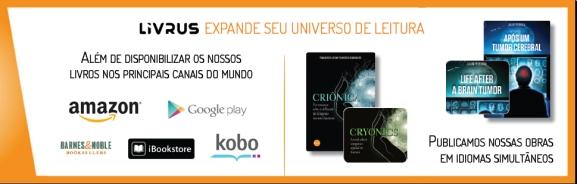 LIVRUS expande seu universo de leitura!