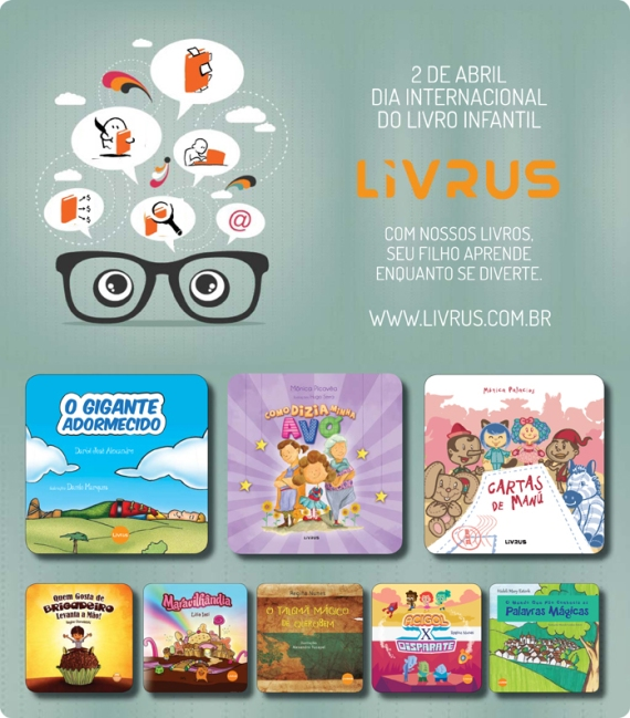 2 de Abril | Dia Internacional do Livro Infantil