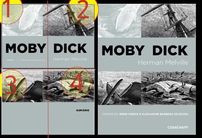 moby dick – editora cosac naify [para saber mais sobre esse projeto clique aqui]