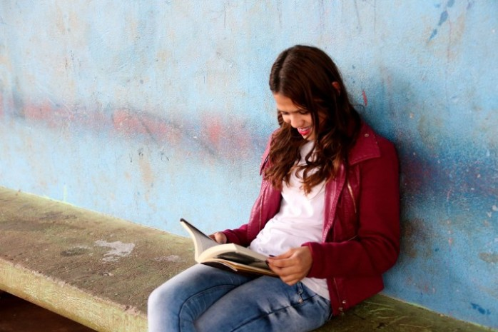 Poucos colégios já aboliram o papel, diz presidente da Abrelivros | Cecília Bastos/USP | Creative Commons | CC BY 3.0