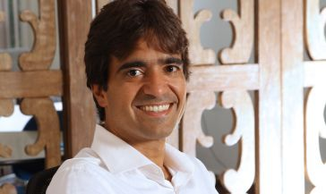 Ricardo Almeida, do Clube de Autores, comemora crescimento nos números de vendas de e-books de sua plataforma | © Divulgação