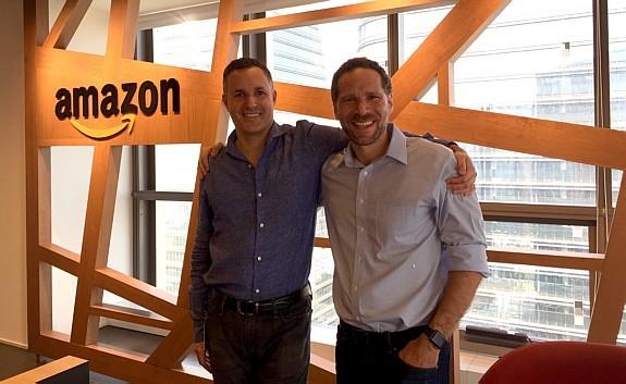 David Naggar e Alex Szapiro