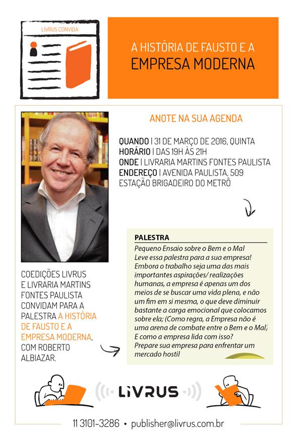 Chamada_Palestra_Fausto_e_a_empresa